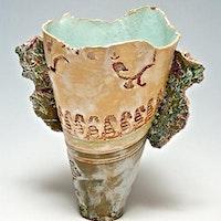 Vase without base